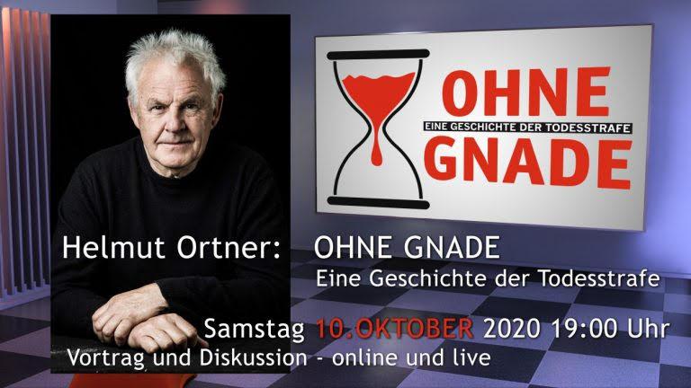 Helmut Ortner Ohne Gnade - Livestream